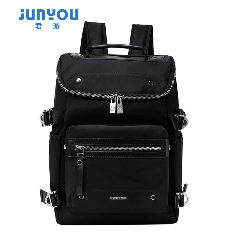 Fashion Leisure Travel Bag Male Contracted Backpack