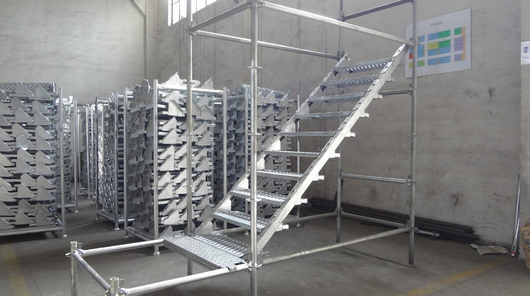 China Ringlock Scaffolding Steel Stair Ladder System   China Stair System, Scaffolding  Stair System