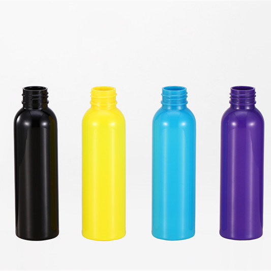 120ml Plastic Pet Cosmetic Conditioner Shampoo Bottle