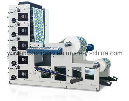 Flexo Printing Machine (YT-850)