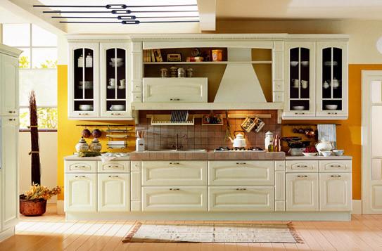China Vinyl Wrap Kitchen Cabinet Kc Vw1006 China