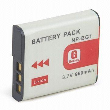 Camera Battery Suitable for Sony NP-BG1