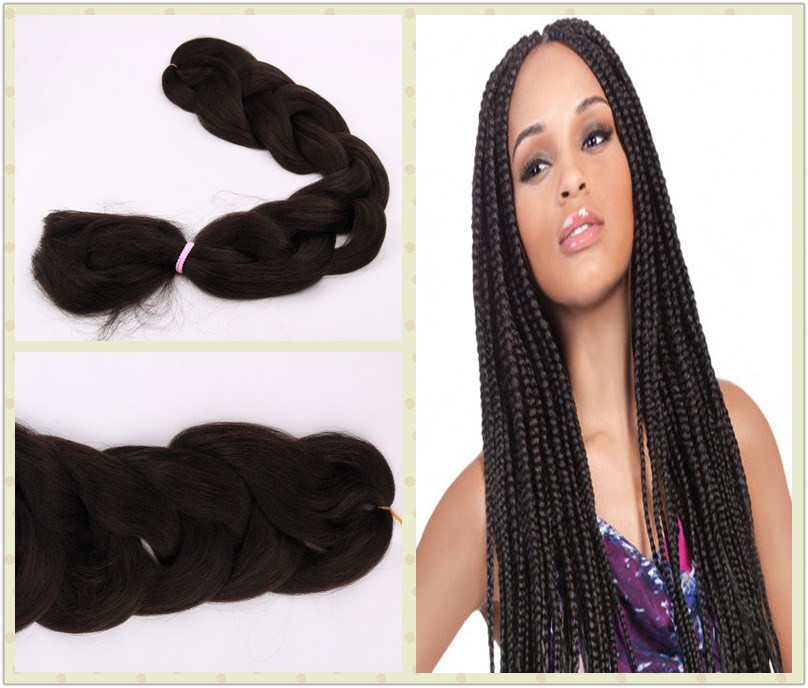 China 100 Kanekalon Braiding Hair Bhf Sh002 China 100