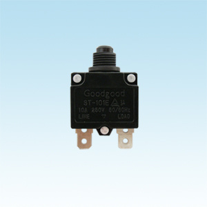 china manual reset miniature circuit breaker (st 101e) china