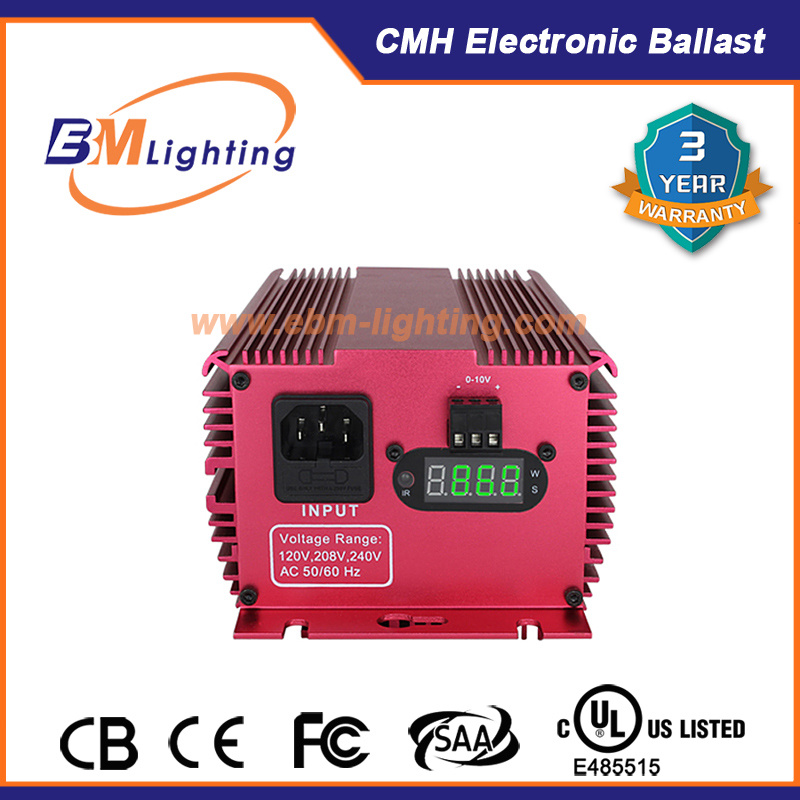 860W Electric Ballast Match Well with CMH/Cdm Bulbs for Hydroponics pictures & photos
