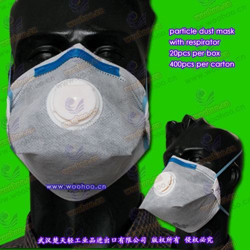 Paper Disposable Mask China Dust Respirator Mask -