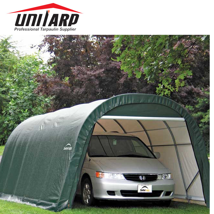 Waterproof PVC Tarpaulin Car Packing Awning Packing Shade Roof Cover pictures & photos