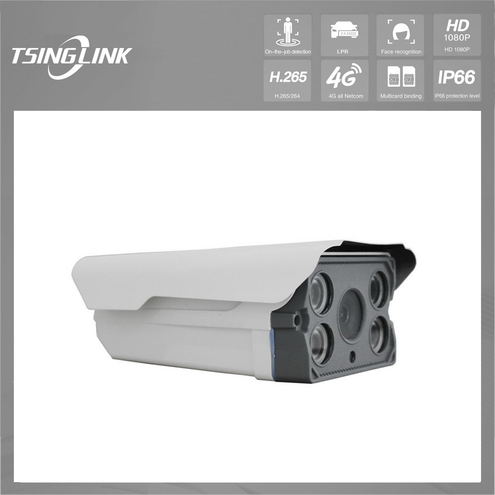 Waterproof Metal Bullet Housing Camera with IR Night Vision pictures & photos