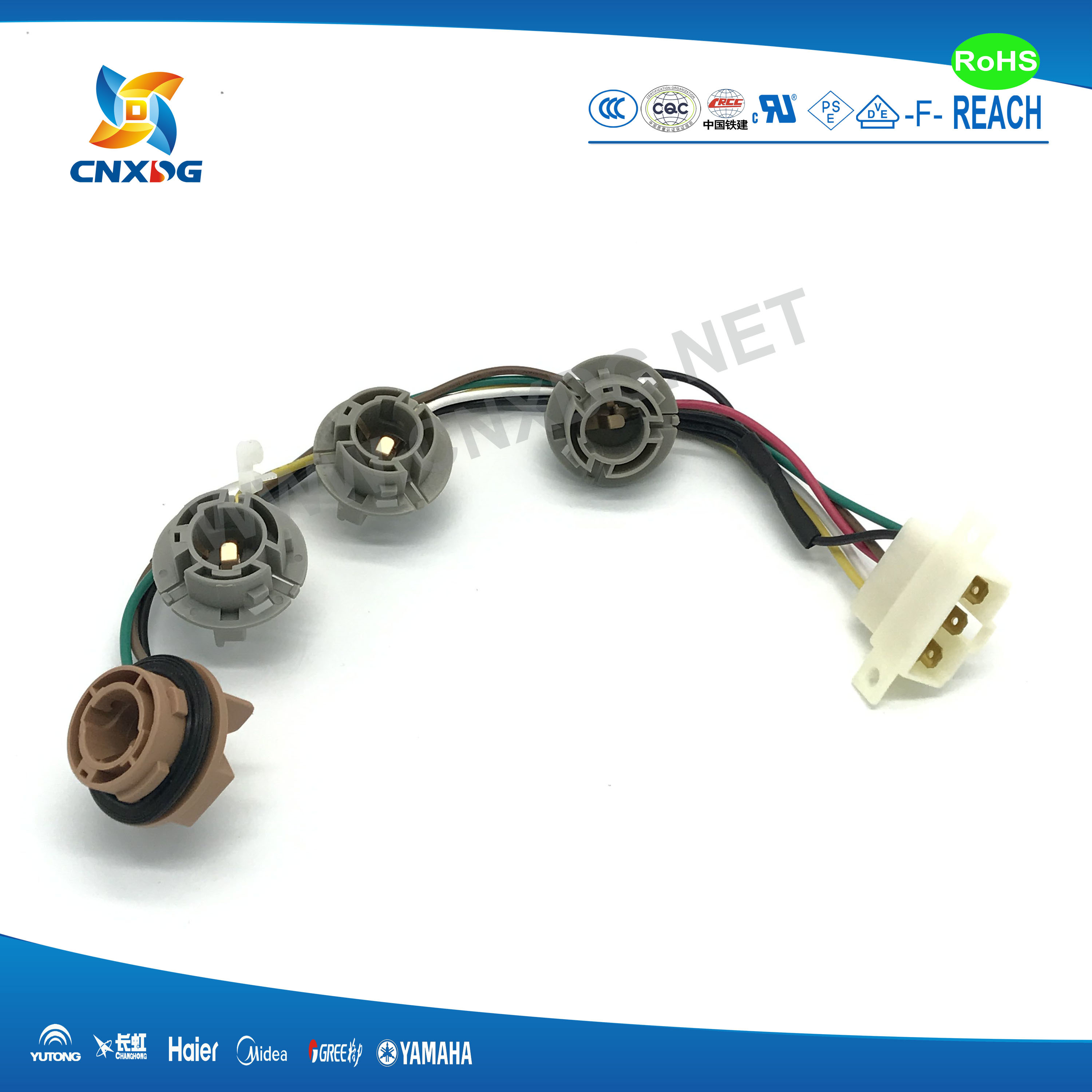 China Wire Harness for Automobile Motorcycle4 - China Wire Harnes, Cable  Harness