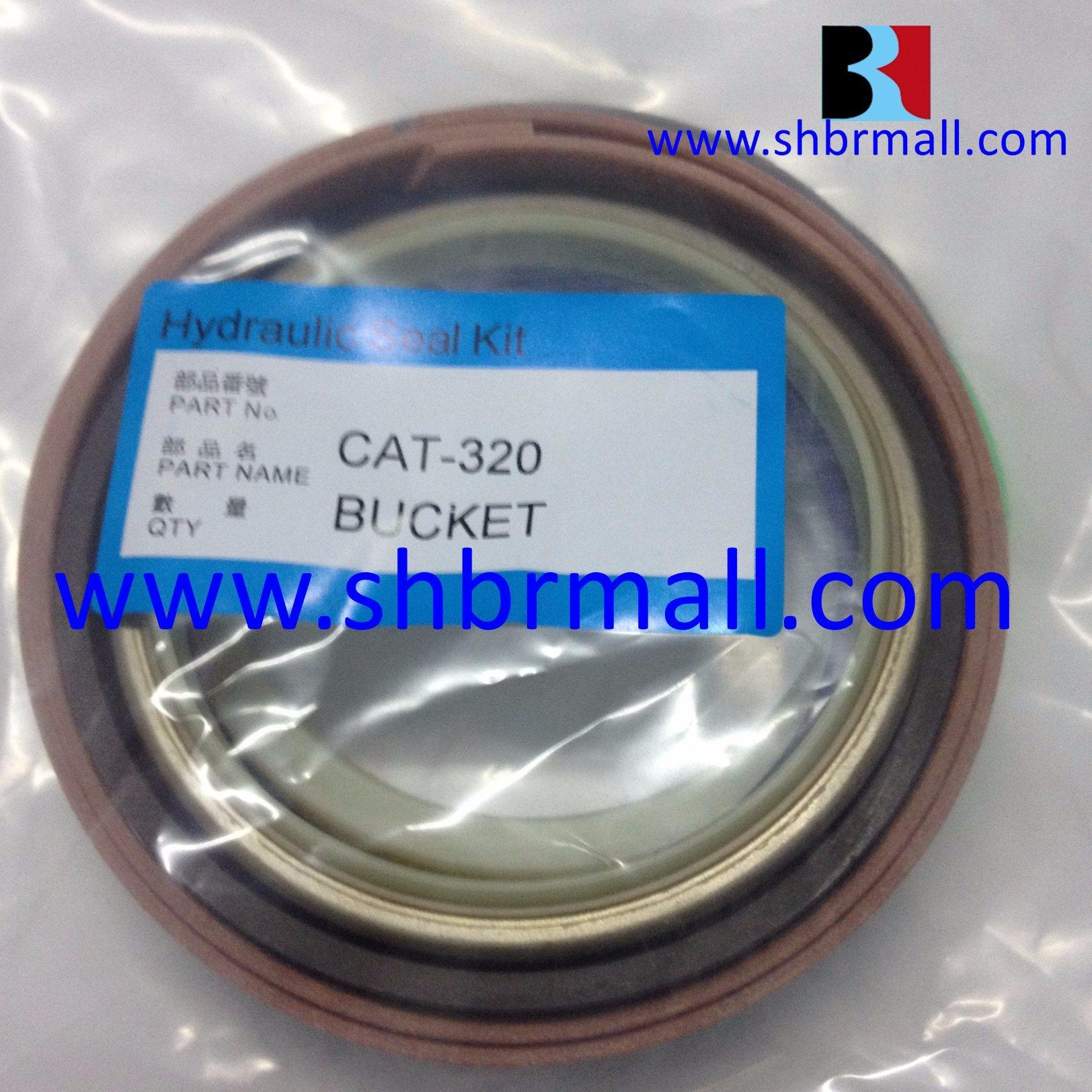 [Hot Item] Aftermarket Cat-320 Bucket Cylinder Seal Kits
