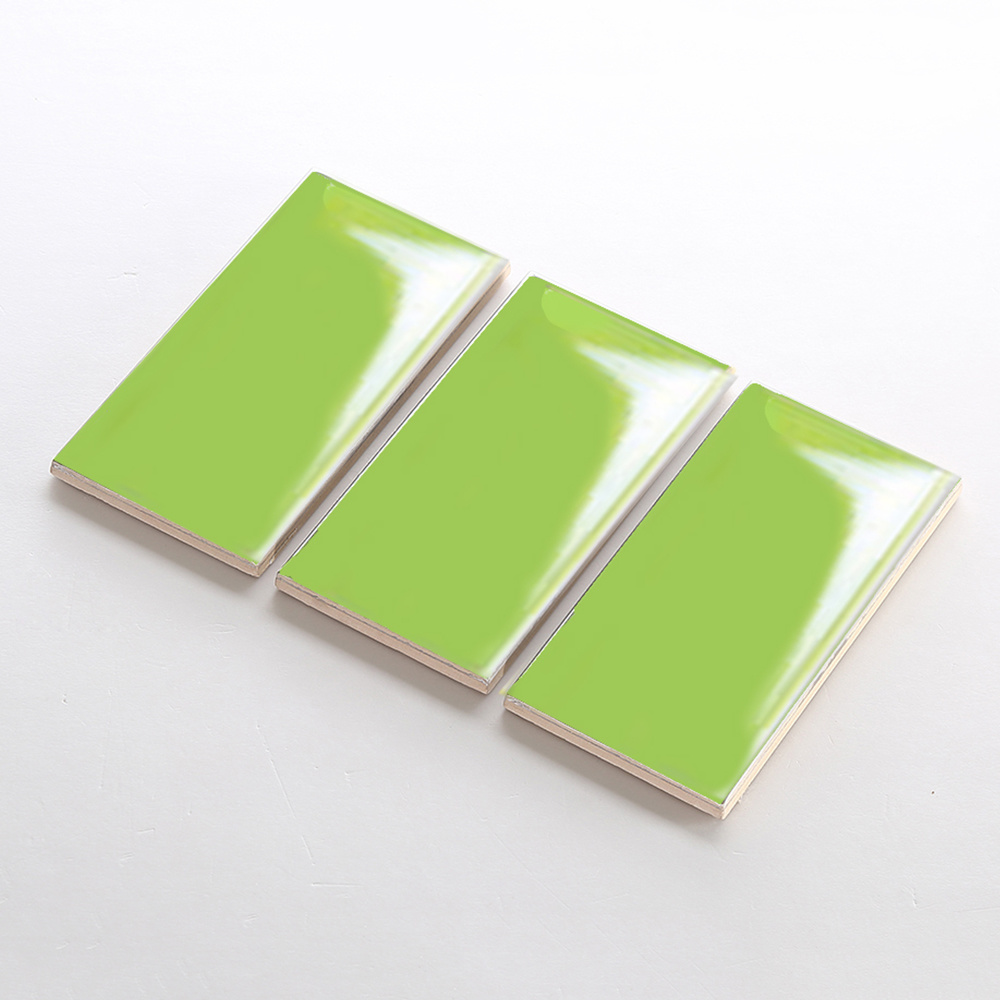 China Canada Style 75x150mm Lime Green