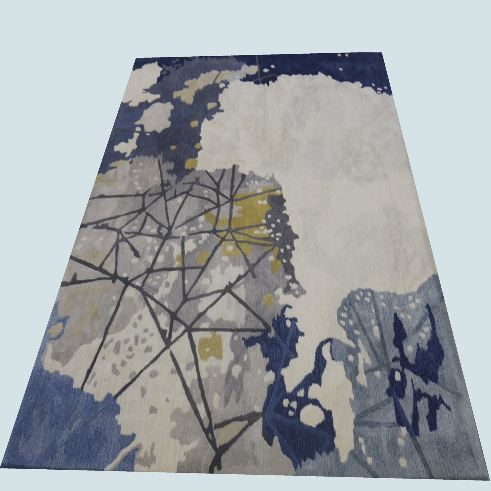 China New Design Carpets And Rugs From