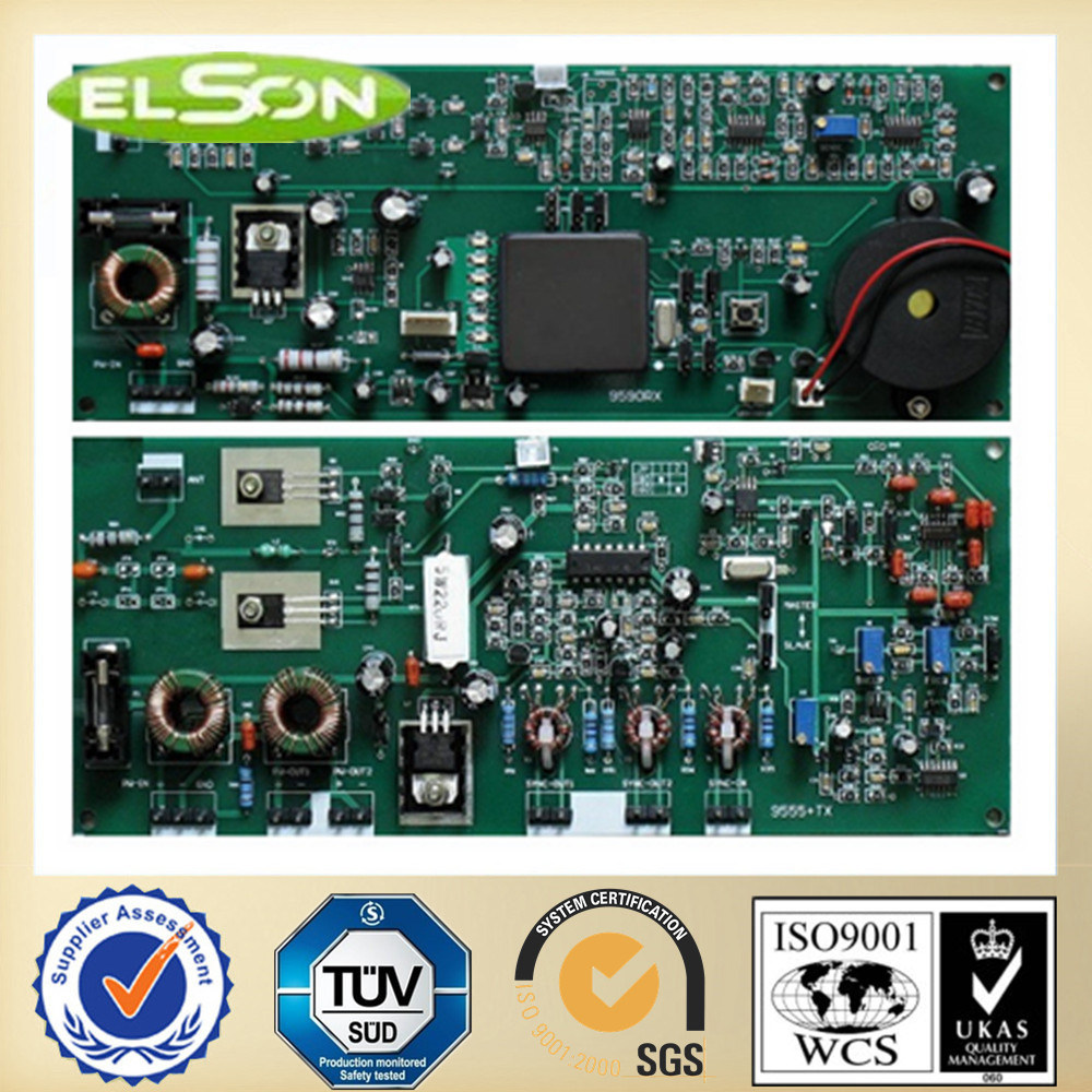 China 82mhz Sensitive Eas Rf System Printed Circuit Board The Manufacturing Process Is Difficult And Pcb