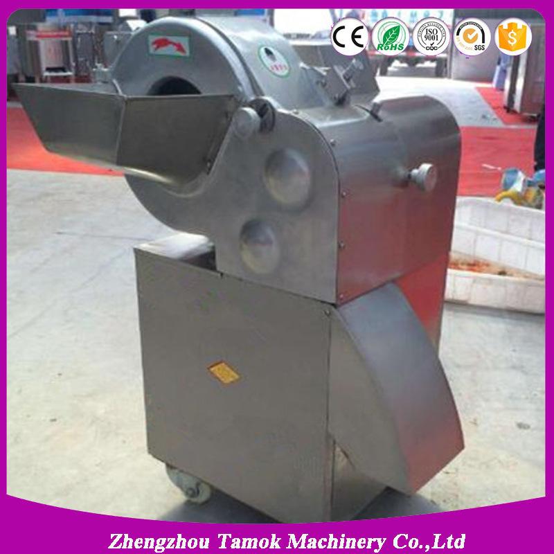 China Size Adjule Mango Cube Cutting Machine Fruit Dicer Potato Cutter Dicing