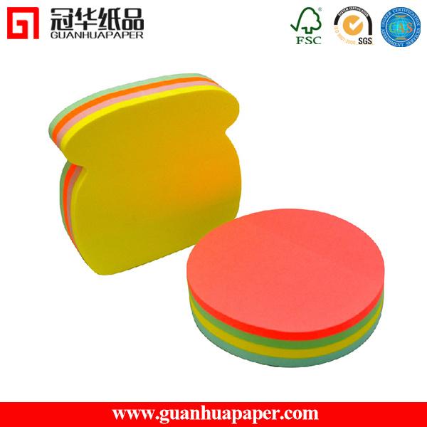 china best quality memo pad custom die cut memo pad china memo pad