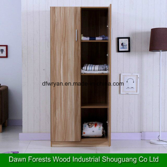 Melamine Chipboard/Particle Board Bedroom Wardrobe pictures & photos