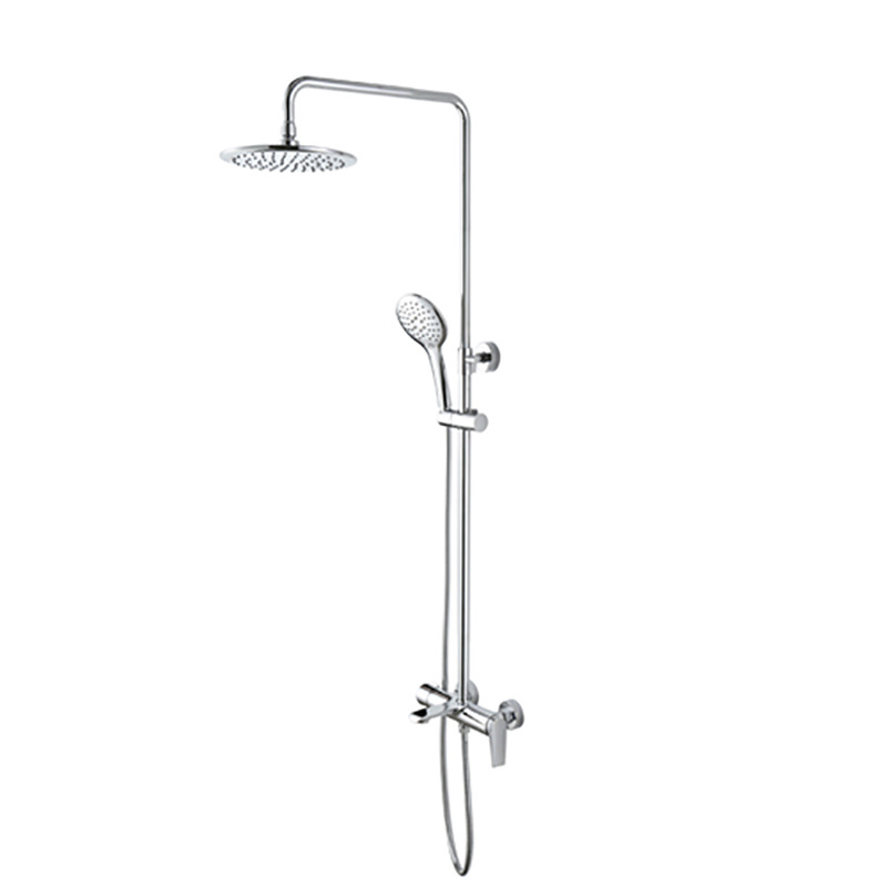 China High Quality Bathroom Accessories Shower Faucet with Slide Bar ...