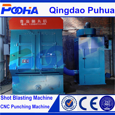 Q32 Series Tracked Shot Blasting Machine Steel Grit Sand Blast Equipment pictures & photos
