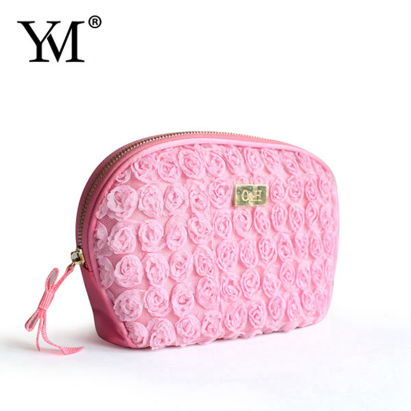 2016 New Products Good Quality Personalized Luxury Lace Beauty Bag pictures & photos