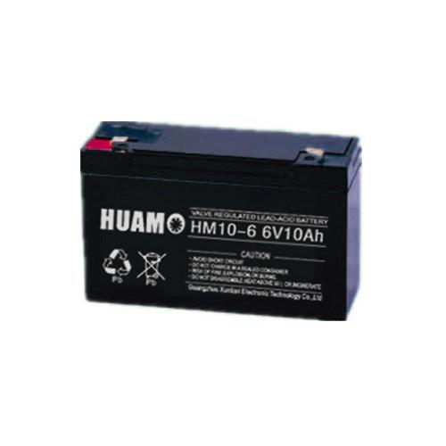 [Hot Item] 6V 10ah Rechargeable Battery 6 Volt for UPS