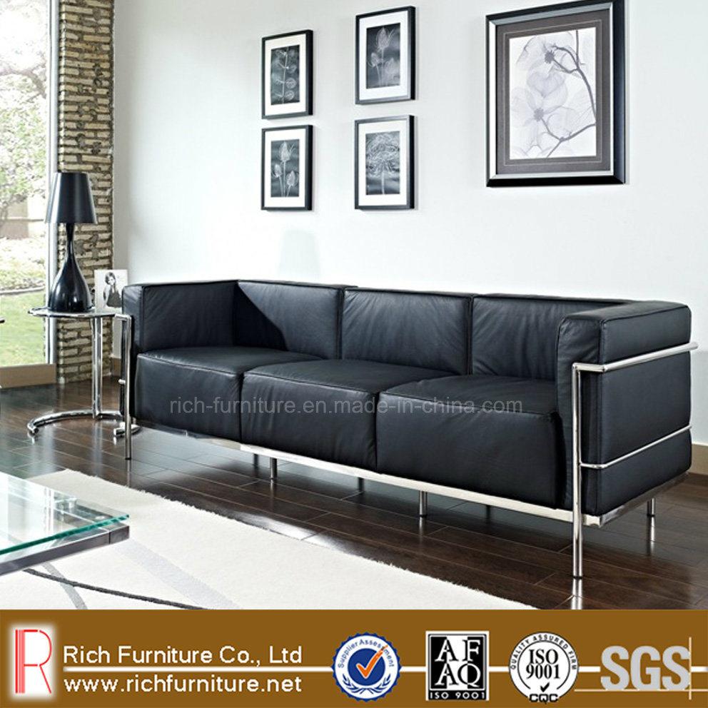 China Le Corbusier Lc3 Grande Sofa For
