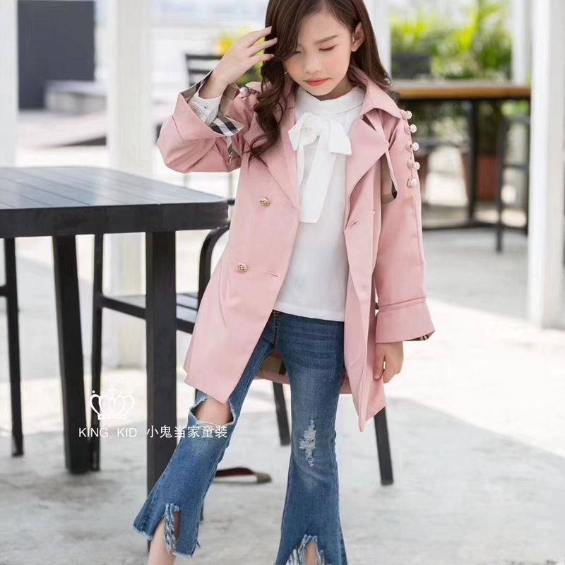 China Kids Wear Girl Clothes Children Clothes Winter Girls New Style Fashion Coats Girls High Quality Coats China Girl Suit And Clothing Price