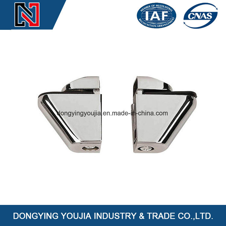 China Manufacure for OEM Investment Casting Glass Clamp