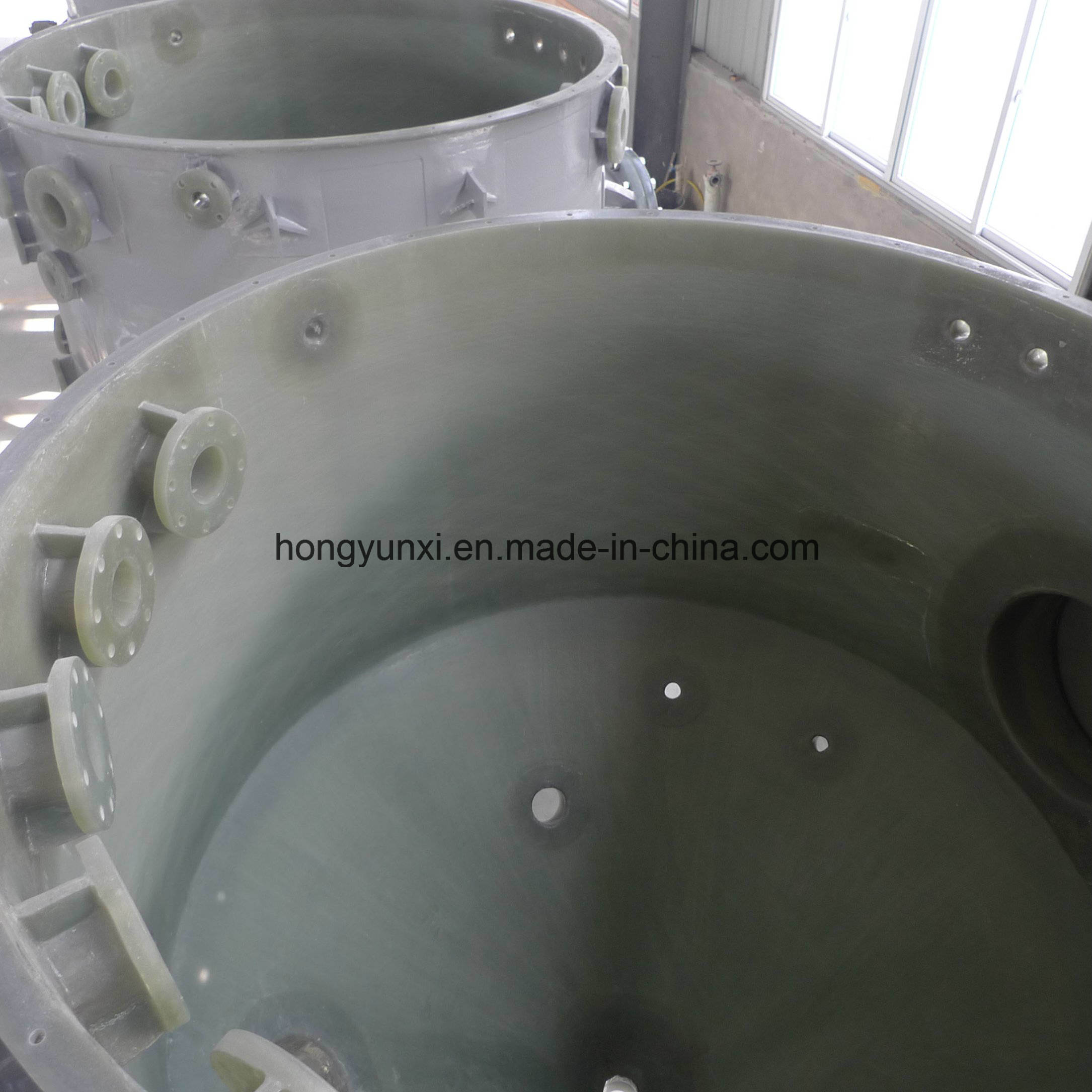 China Fiberglass Desalination Products for Seawater or Saltwater