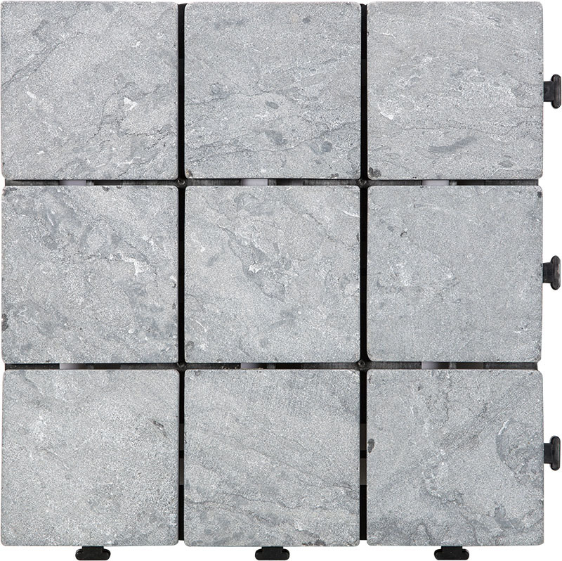 China Diy Stone Tiles Square Shape Floor Tile For Decoration And