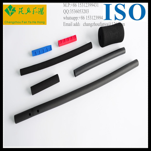 Rubber Foam Heat Insistant Insulation Tube pictures & photos