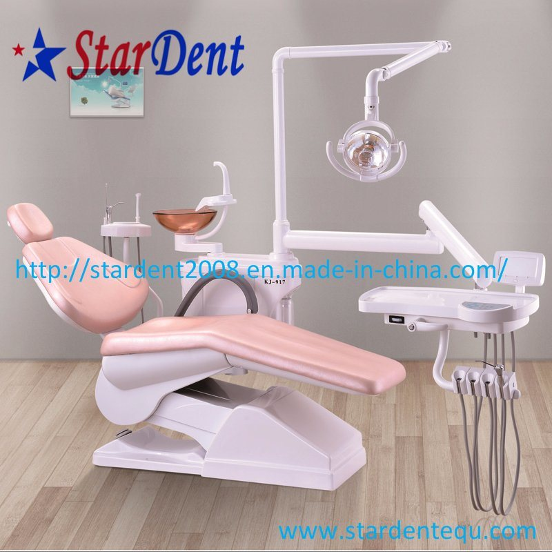 Dental Chair PU Colors for Dental Hospital Medical Lab Surgical Diagnostic Equipment pictures & photos