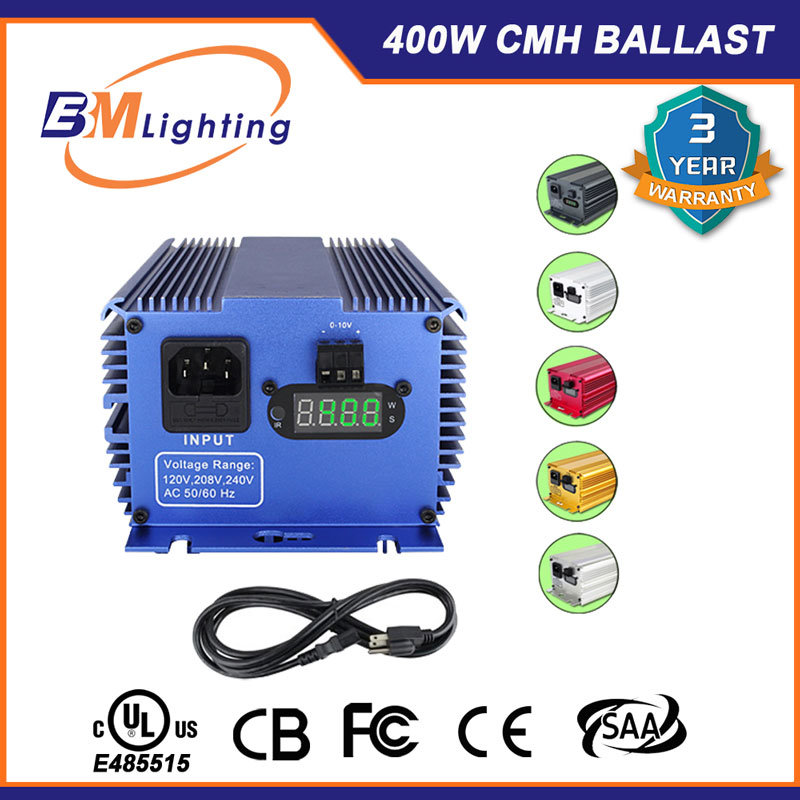 Hydroponics 400W CMH Low Frequency LED Grow Light Electronic Ballast pictures & photos