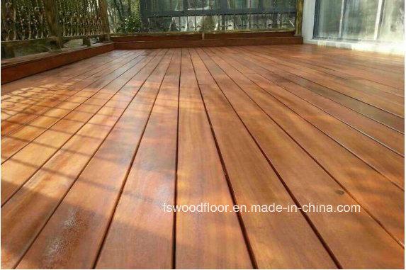 Outdoor Wood Floor Decking