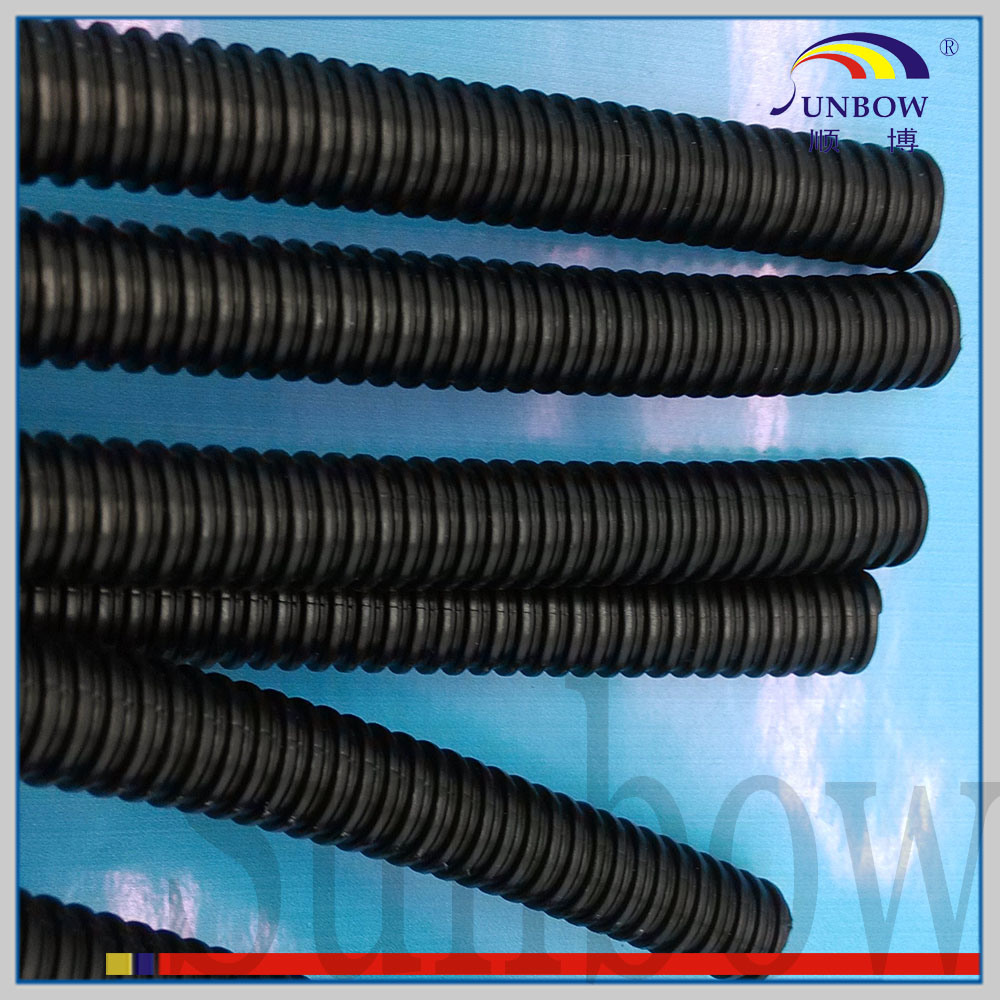 China Flame Resistance PP Conduit Tubing - China Corrugated Tube ...