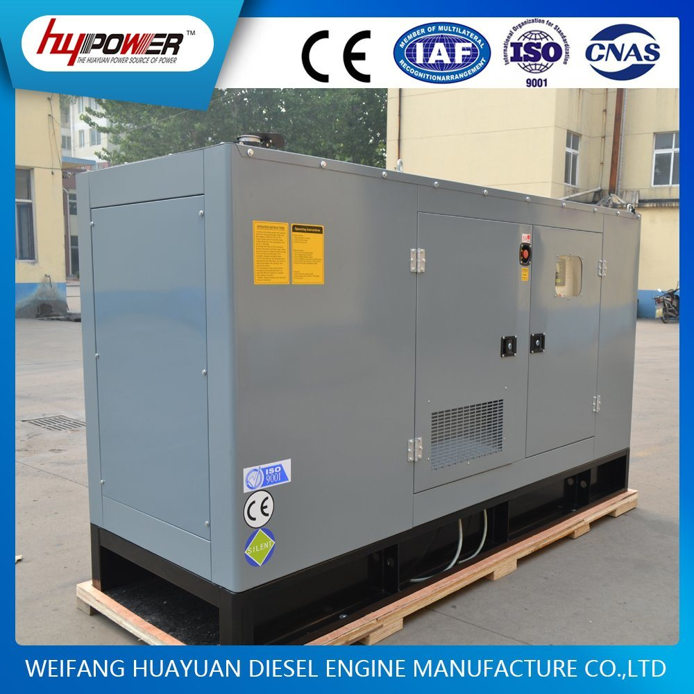70kw Weichai Automatic Generator Set Powed by R6105 Diesel Engine pictures & photos