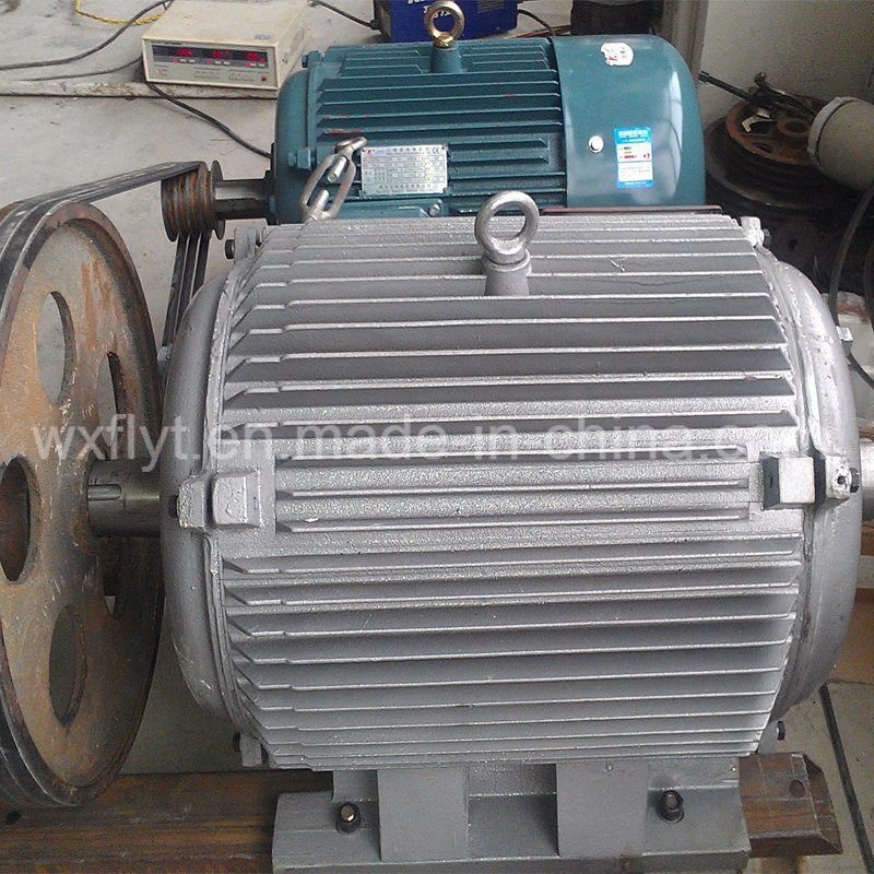 30kw Permanent Magnet Generator 380V 220V 420V with Base pictures & photos