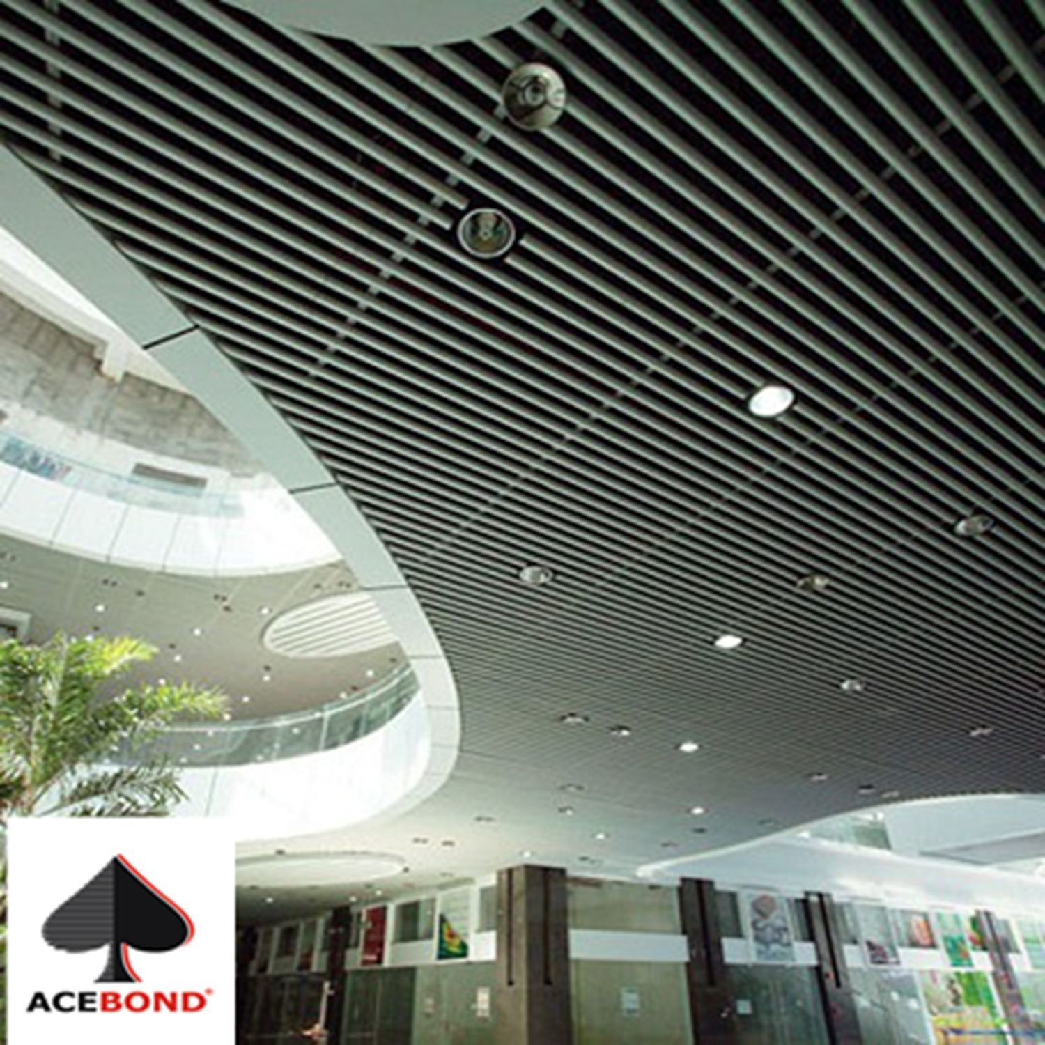 China Good Wear Resistance Metal Ceiling Tiles Outdoor Ceiling