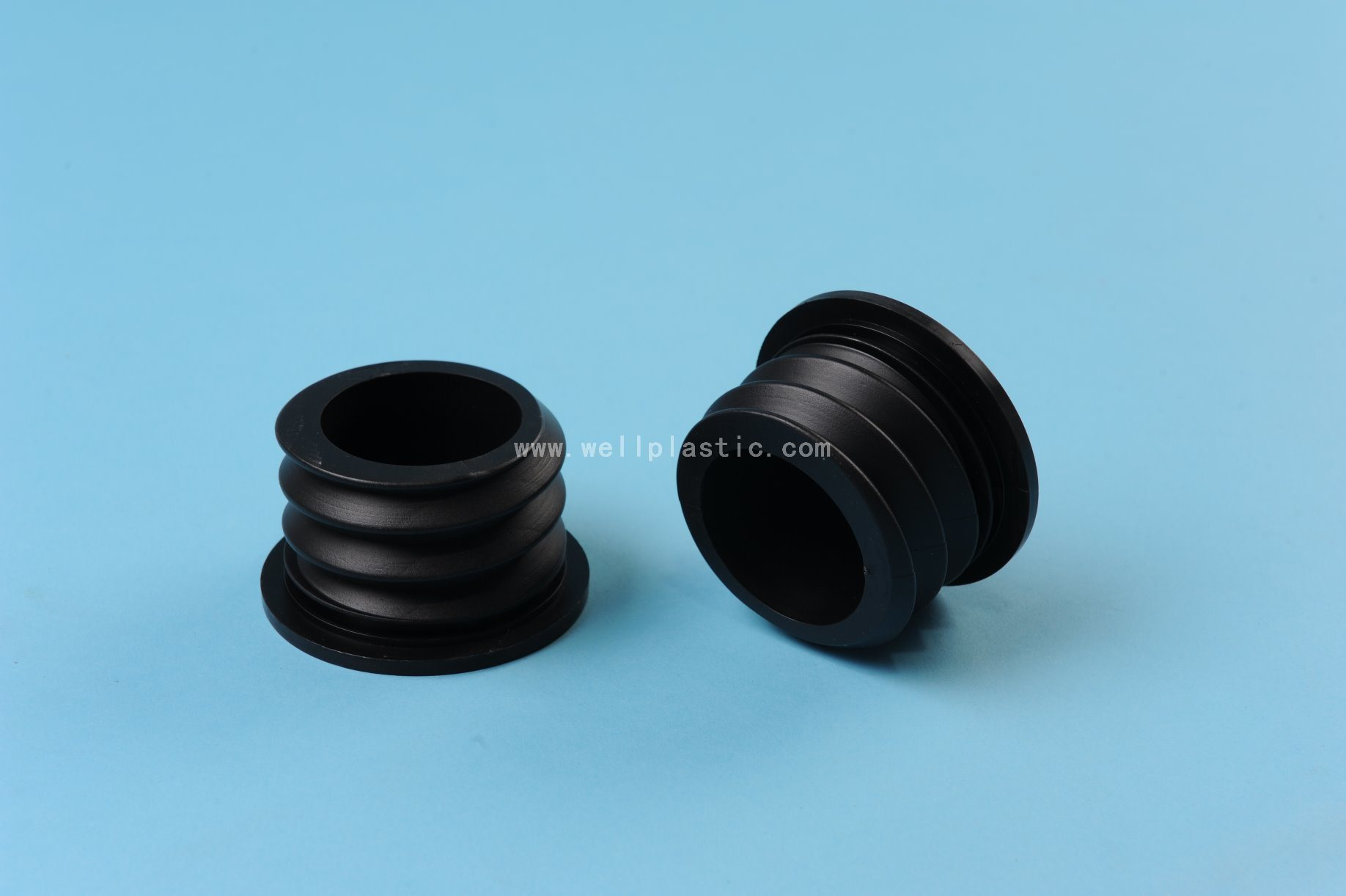Plastic Grout Socket, None Return Valve, Plug and Hydrophilic O Ring