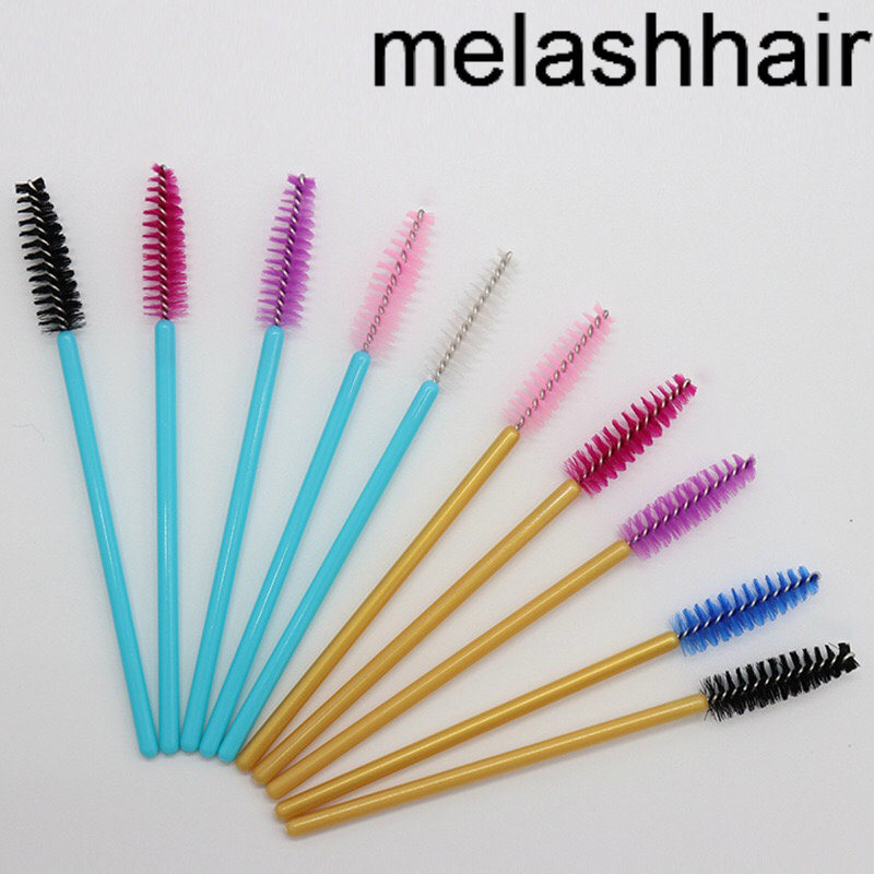 China Melash Eyelash Extension Tools Brush Eyelash Accessories