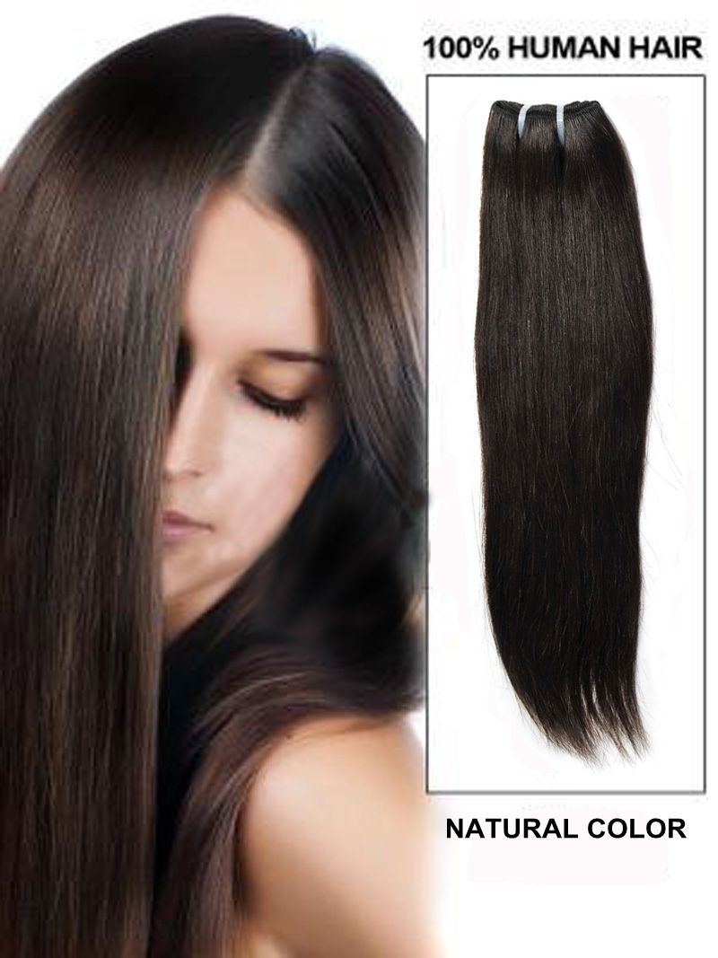 100% Thick! Large Stock Factory Wholesale Virgin Straight Indian Hair pictures & photos