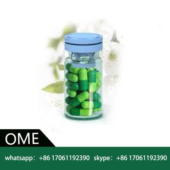 China Pearl Slimming Pills White Silver Weight Loss Capsules China