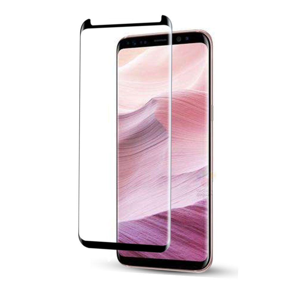 China 3d Case Friendly Tempered Glass Screen Protector For Samsung Premium Note 8 Good Touchscreen Clear Bening S9 High Quality Full Curved