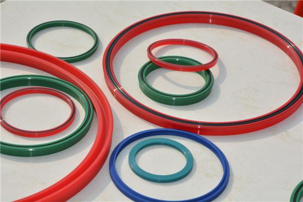 China Hydraulic Cylinder Piston Un PU Seal/Polyurethane Seal/Uhs PU