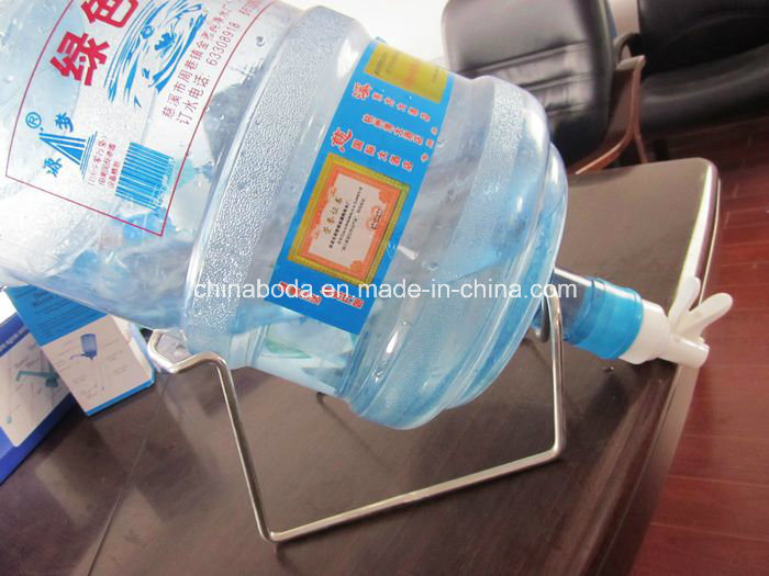 China Good Quality 5 Gallon Water Bottle Faucet Stand for Bottle ...