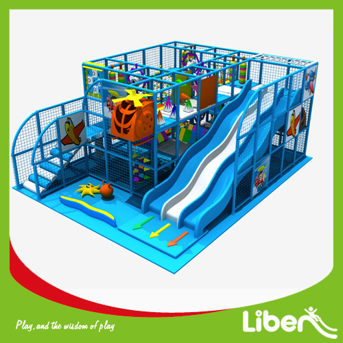 china used indoor school playground play center structure equipment