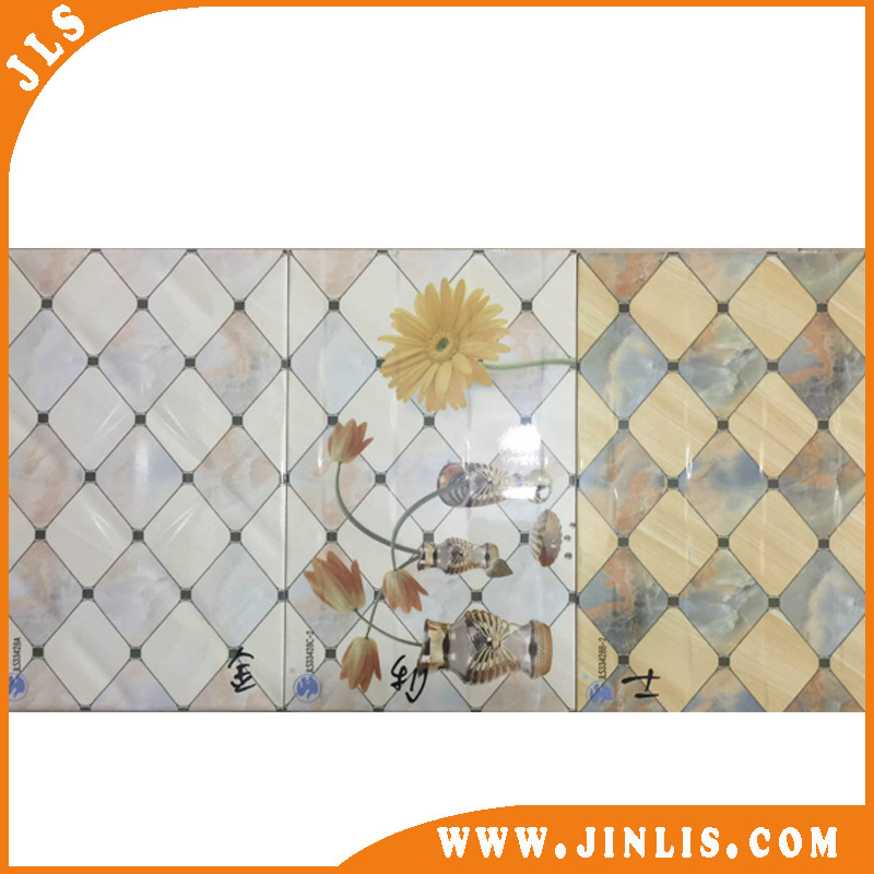 3D Digital Printing Living Room Ceramic Porcelain Wall Tile pictures & photos