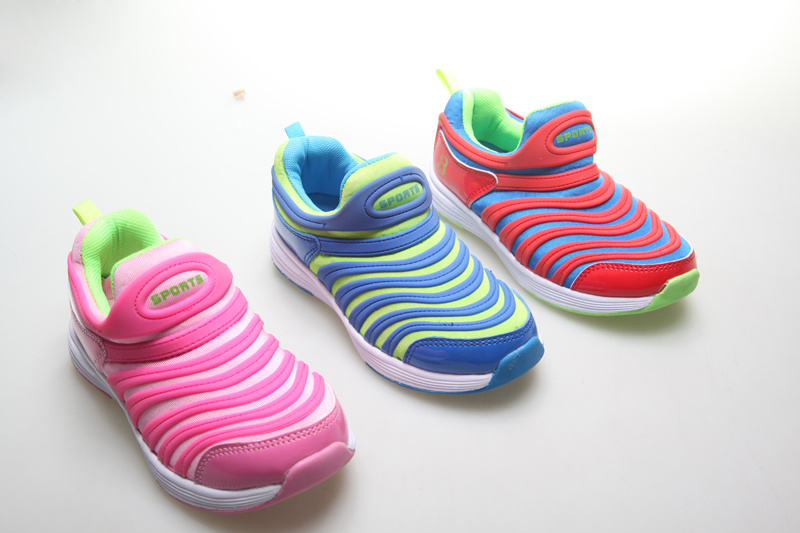 Colorful Design Leisure Cloth Shoes