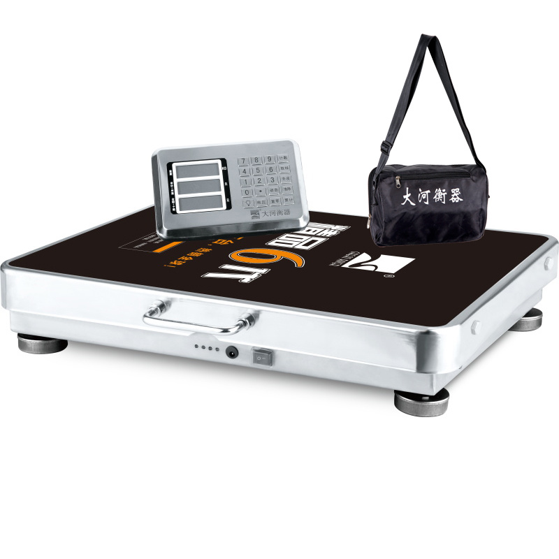 Wireless Electronic Platfrom Weighing Scale (DH-702A)