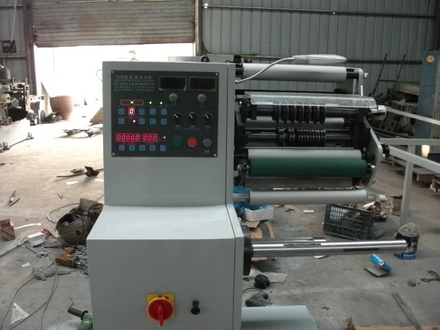Automatic Slitting Machine 320/420 pictures & photos
