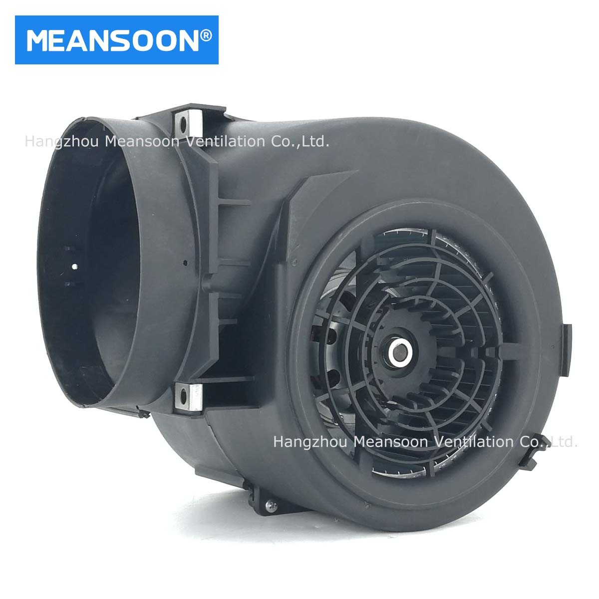 [Hot Item] Mdcf133-126-3 Plastic Centrifugal Fan for Kitchen Smoke Exhaust